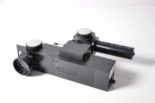 analysis microscope / optical / digital camera / illumination and ablation