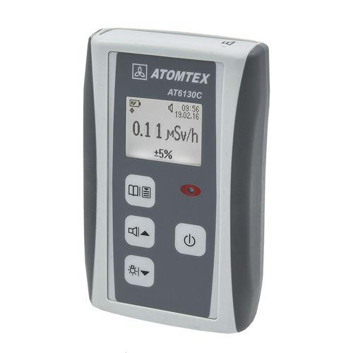 digital dosimeter / personal / gamma / X-ray