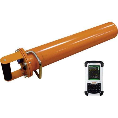 gamma spectrometer / process / portable / multi-function