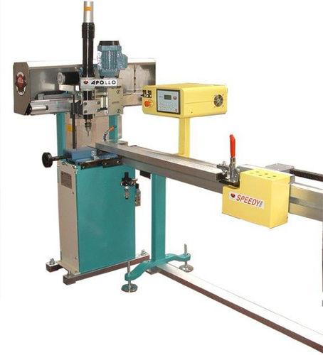 CNC drilling machine / column type / vertical