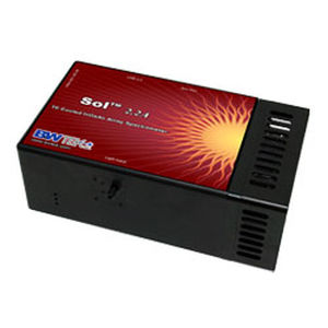infrared spectrometer / USB / monitoring / NIR