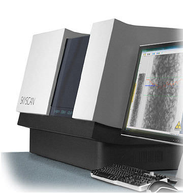 CT computed tomography machine SkyScan 1173 Micro Photonics
