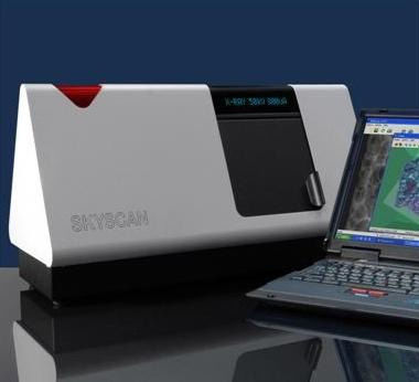 Inspection machine with computed tomography (CT) / X-ray SkyScan 1174 Micro Photonics