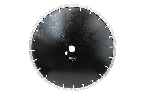interlocked side milling cutter / diamond
