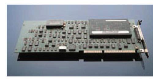 ISA data acquisition card / analog
