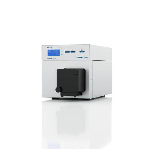 variable wavelength detector / radiation / UV / compact
