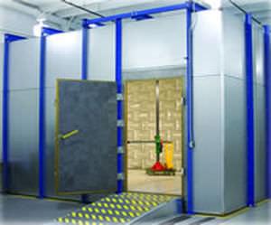 EMC test chamber / compact max. 3 m  Panashield