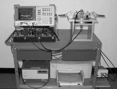 EMI/EMC testing machine ZT series Spira