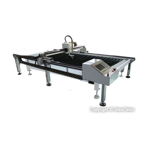 Metal cutting machine / flame / CNC / precision SmartIII SteelTailor