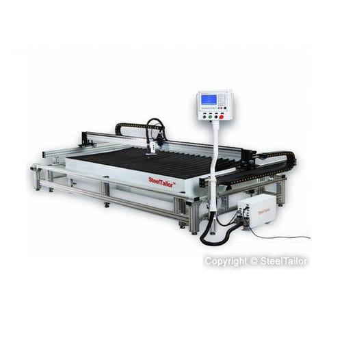 Steel cutting machine / plasma / CNC / compact SmartII SteelTailor