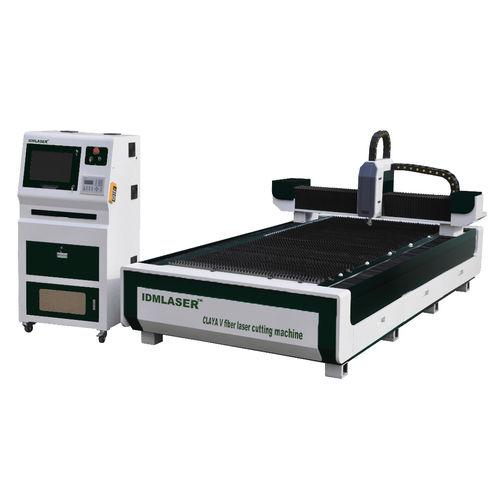 stainless steel cutting machine / fiber laser / sheet metal / CNC