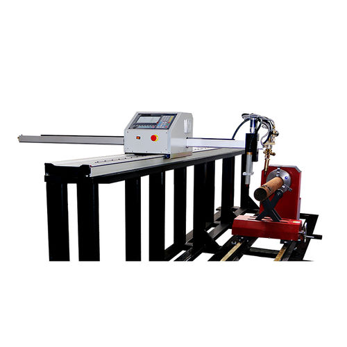 CNC cutting machine / for steel / plasma / flame