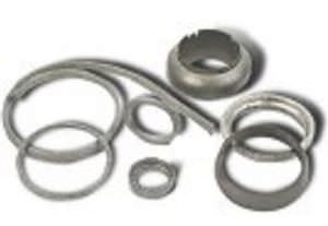 O-ring seal / metal / exhaust / compression