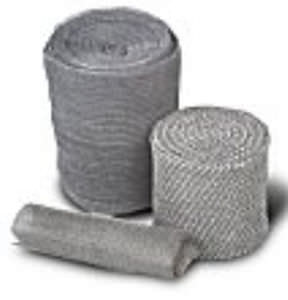 knitted wire mesh insulating blanket