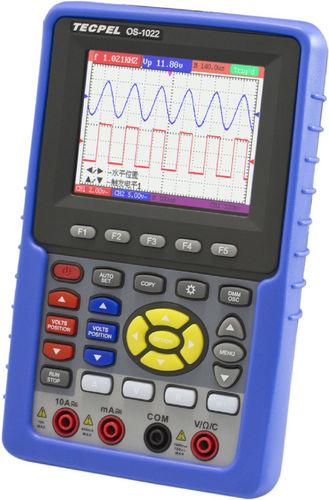digital oscilloscope / portable / multi-channel