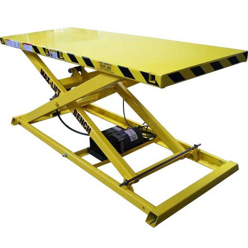 Scissor lift table / hydraulic / electric / mobile MXLB-20 Lift Products