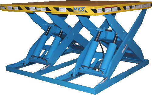 Double-scissor lift table / tandem scissor / hydraulic LPT-XXW series Lift Products
