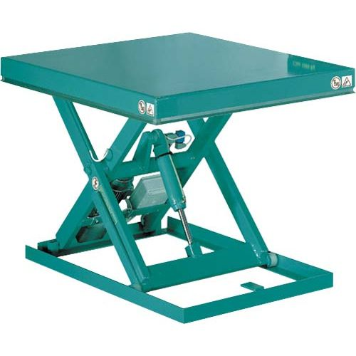 Scissor lift table / hydraulic / stationary Guardian series Lift Products