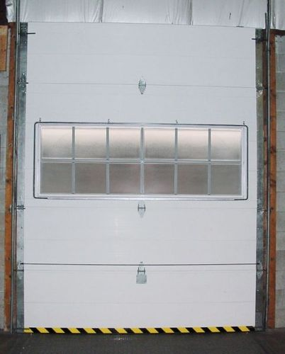 Sectional doors / lift-and-slide / industrial / indoor Rite-Flex® Rite-Hite