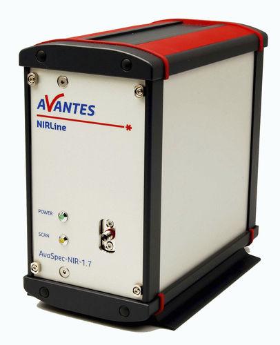 infrared spectrometer / high-sensitivity / NIR / fiber optic