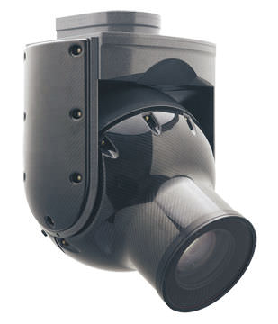night vision camera / infrared / focal plane array / for airborne applications