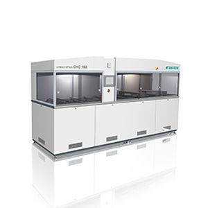 Ultrasonic cleaning machine / automated / process / for medical applications CHC series Bühler Leybold Optics
