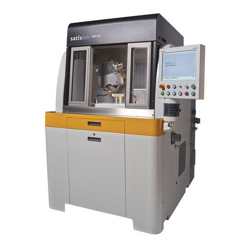 optical grinding machine / CNC / precision / horizontal