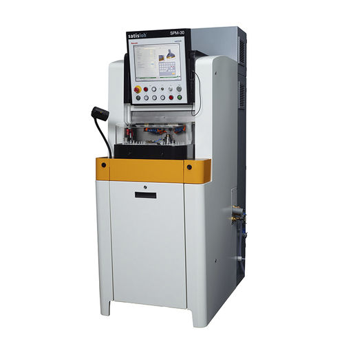 surface grinding machine / CNC / precision / high-speed