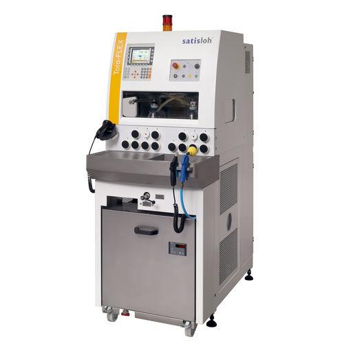 glass polishing machine / lens / opthalmic lens / CNC