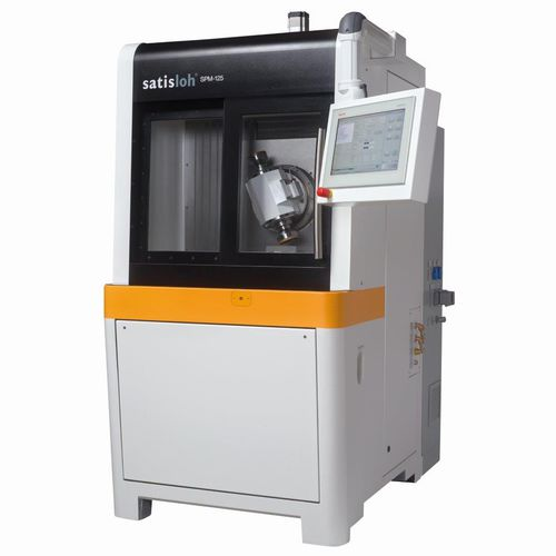 surface grinding machine / CNC / precision / 3-axis