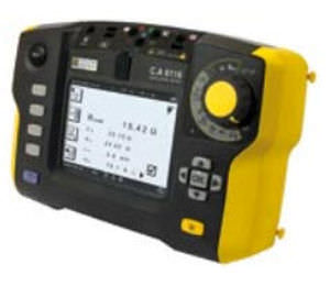electric tester / for electrical installations