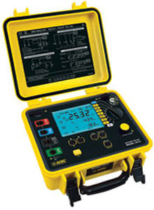 grounding resistor tester / for soil