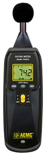 basic sound level meter / class 2 / digital