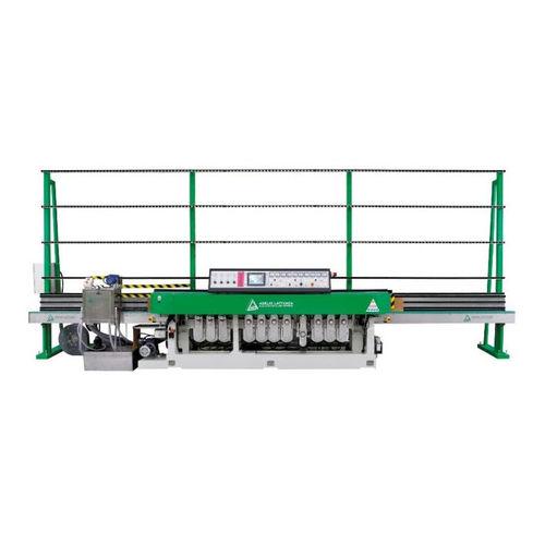 edge beveling machine / automatic