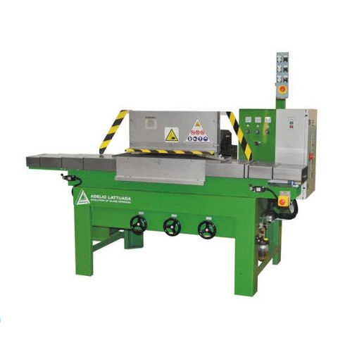 straight edges grinding machine / glass / automatic / continuous