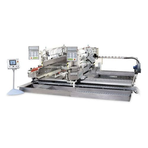 straight edges grinding machine / glass / automatic / precision