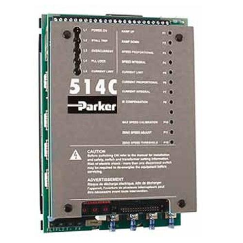 DC motor drive / four-quadrant 514C series Parker Hannifin France SAS