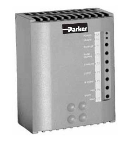 Single-phase DC drive / for motors 506, 507, 508 series Parker Hannifin France SAS