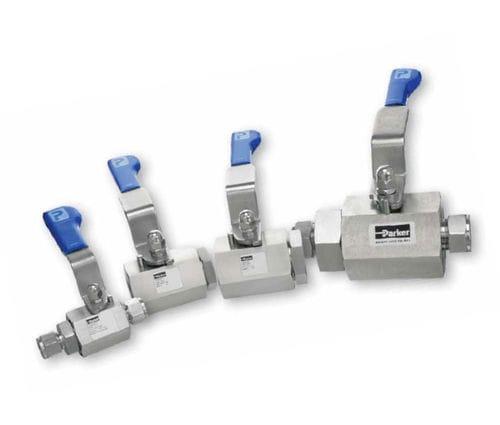Plug valve / lever Hi-Pro series Parker Hannifin France SAS