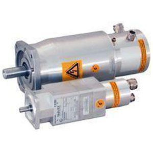 DC servomotor / synchronous / 9V / 10-pole