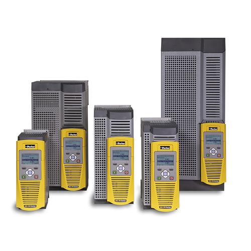 vector control frequency inverter / vertical / industrial