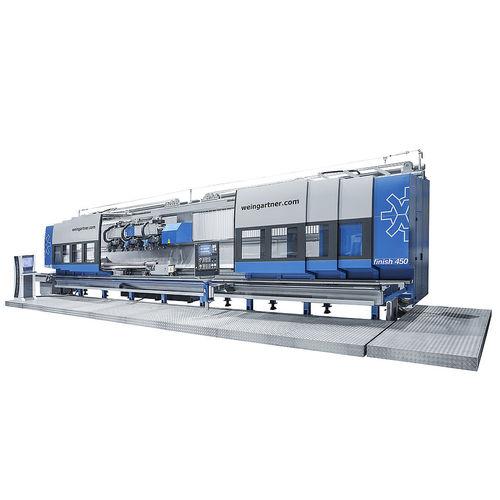 metal polishing machine / CNC / grinding