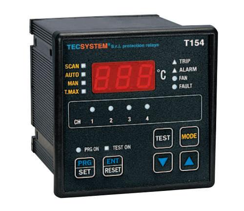 Temperature control unit T154  TECSYSTEM srl