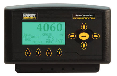 Loss-in-weight system controller HI 4060 Hardy Process Solutions