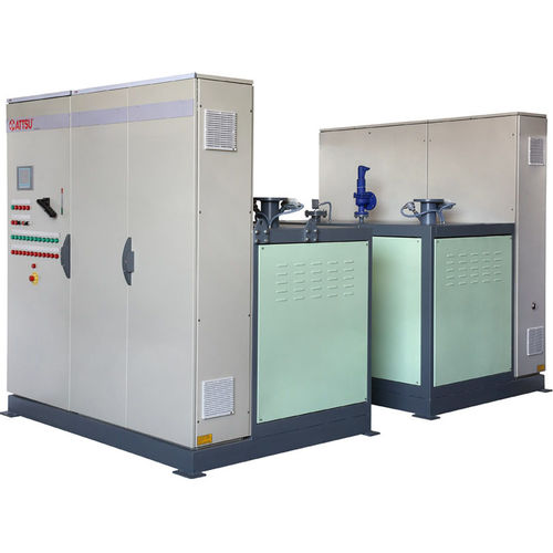 hot water boiler / electric / tubeless