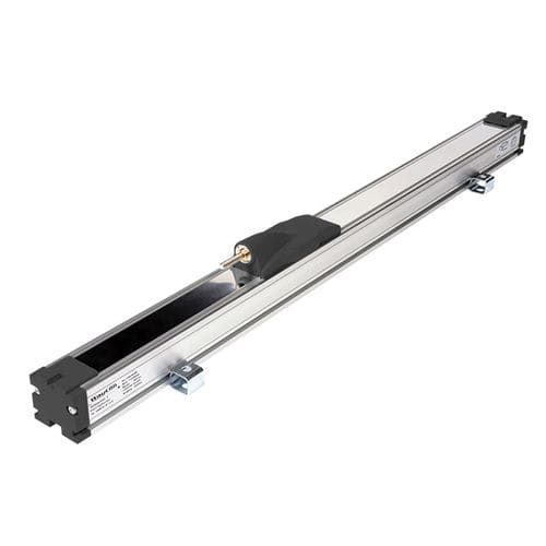 linear position sensor / potentiometer / analog / rectangular
