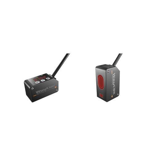 linear displacement sensor / non-contact / laser / analog