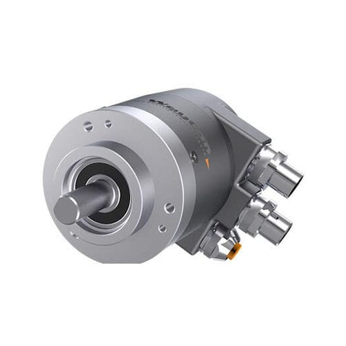 absolute rotary encoder / PROFIBUS / blind-shaft / multi-turn