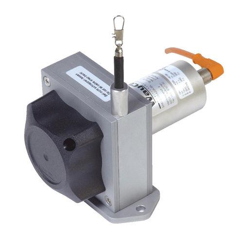 draw-wire position sensor / potentiometer / EtherCAT / CANopen