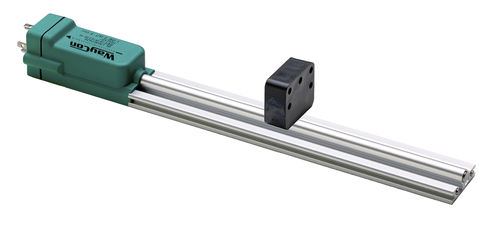 linear position sensor / non-contact / absolute magnetostrictive / digital
